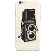 Camera: Rolleiflex iPhone Case/Skin