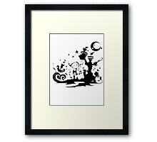 Let's play some music! - Wind Waker Framed Print