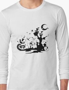 Let's play some music! - Wind Waker Long Sleeve T-Shirt