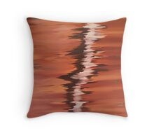 Litchfield the Painting Throw Pillow