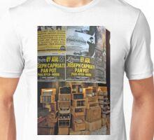 Barcelona Bistro Unisex T-Shirt