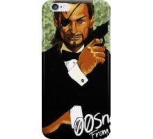 00SNAKE! - Big Bo... nd? iPhone Case/Skin