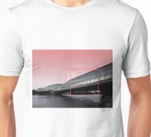 BRIDGE BIX. Unisex T-Shirt