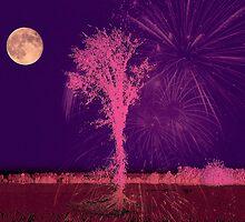 Pink Celebration by Vasile Stan