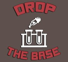 Drop the base (bass) - test-tubes chemistry science funny by bakery