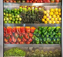 Produce Cooler by phil decocco