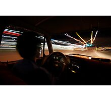 Warp Speed Photographic Print