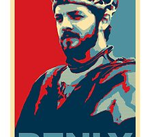 Renly Baratheon Hope Poster by gameofshirts
