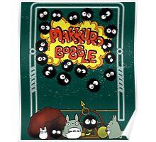 Makkuro Bobble Poster