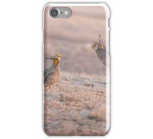 Chicken Fight iPhone Case/Skin