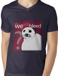 Do we not bleed? Mens V-Neck T-Shirt