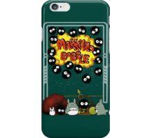 Makkuro Bobble iPhone Case/Skin