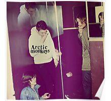 Arctic Monkeys Humbug Album Cover Poster