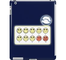 Personal Healthcare companion iPad Case/Skin