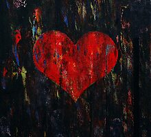 Heart by Michael Creese