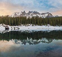Glorious Sunrise by rilindh