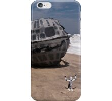 Damn You Jedi!  iPhone Case/Skin