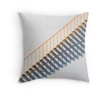 Petrol Prices Graph Throw Pillow
