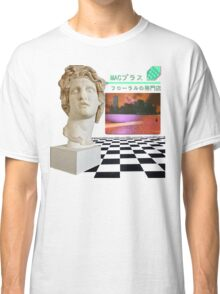 Floral Shoppe - Macintosh Plus Classic T-Shirt