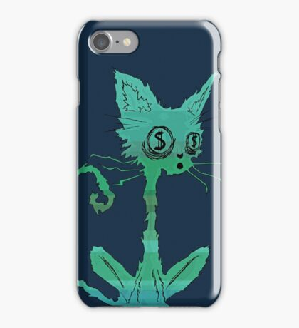 Dolar kitten iPhone Case/Skin