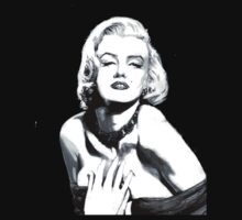 Marilyn by HolyDemonKnight