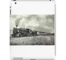 Old Steam Train - www.jbjon.com iPad Case/Skin