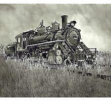 Abandoned Steam Strain - www.jbjon.com by Jonathan Baldock