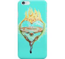 FLAMING HEART>>>love iPhone Case/Skin
