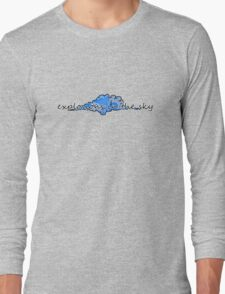 Explosions in the Sky | Cloud Design (Basic) Long Sleeve T-Shirt