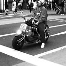 Scooterdude#1 by Mickey79