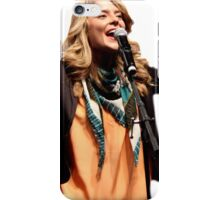 Grace Helbig, Arms Open Wide iPhone Case/Skin