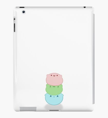 Dango Kitties iPad Case/Skin