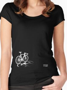 ZannoX - Naked Bike Women's Fitted Scoop T-Shirt