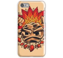 Geodude` iPhone Case/Skin