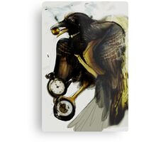 Thief of Time Metal Print