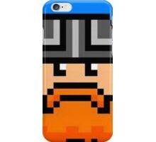 Pixel honeydew iPhone Case/Skin