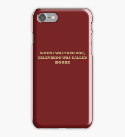 The Princess Bride Quote iPhone Case/Skin