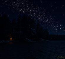 Lake Kapikog - www.jbjon.com by Jonathan Baldock