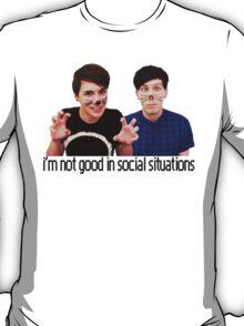 Dan and Phil T-Shirt