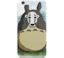 My Totoro Disguised ! [UltraHD] iPhone Case/Skin