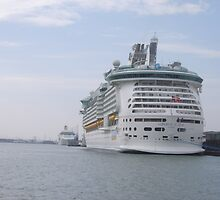 Liberty Of The Seas by Hides