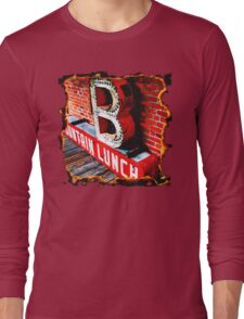 B is for Burn Long Sleeve T-Shirt
