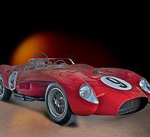 1958 Ferrari 250GT Testa Rossa III by DaveKoontz