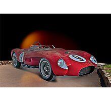 1958 Ferrari 250GT Testa Rossa III Photographic Print