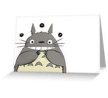 My beautiful Totoro ! Greeting Card