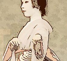 Performing Geisha by gisondan