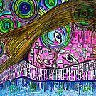 """The Eyes Have It. by Belinda """"BillyLee"""" NYE (Printmaker)"""