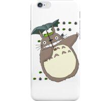 My sweet Totoro ! iPhone Case/Skin