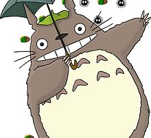 My sweet Totoro ! by Paul Gautier