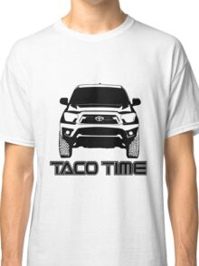 Taco Time- Toyota Tacoma 2nd Gen Classic T-Shirt